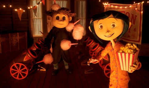 Hopkinscinemaddicts Coulais Soundscape In Coraline Shauna