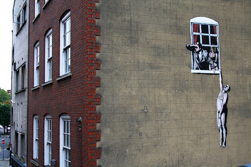 Banksy clinic2