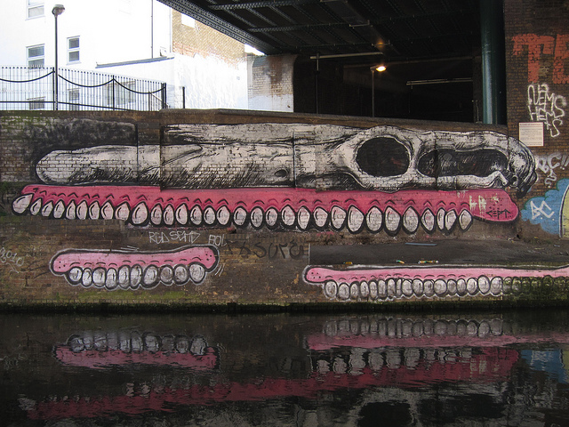 Sweet Toof_Regent's Canal, London