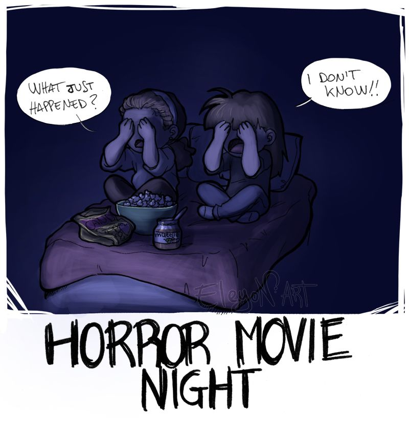 Horror_movie_night_by_eley0n-d5mz3ke