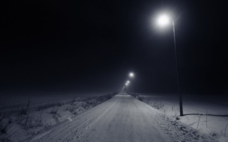 Road_night